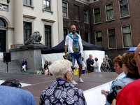Modeshow Stadhuisplein Dordrecht