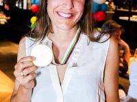 Dordtse Sport prestatieprijs voor Lucinda Brand Dordrecht