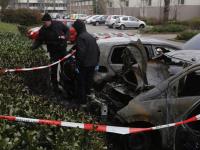 Meerdere auto\'s uitgebrand