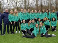 Dubbel feest bij FC Dordrecht Amateurs
