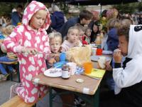 Schoolontbijt vanwege veertig jarig bestaan Dordrecht
