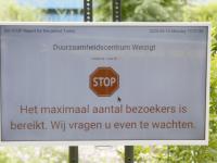 Duurzaamheidscentrum Weizigt weer open voor publiek