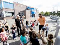 Frisse start van het nieuwe schooljaar basisschool de Griffioen Dordrecht