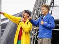 'Duitse feesten' met ernst en bobby Energiekade Dordrecht