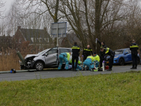 20180901-Eenzijdig-ongeluk-Recklinghausenweg-slachtoffer-moet-spoed-naar-ziekenhuis-Dordrecht-Tstolk-002