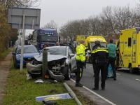 20180901-Eenzijdig-ongeluk-Recklinghausenweg-slachtoffer-moet-spoed-naar-ziekenhuis-Dordrecht-Tstolk