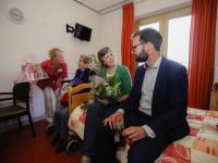 Opening logeervoorziening Parkhuis Albert Schweitzerplaats Dordrecht