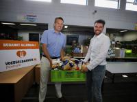 Stichting Everyday Heroes in actie voor voedselbank Dordrecht