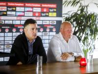 Baris Hocaoglu Turkse investeerder FC Dordrecht Krommedijk Dordrecht