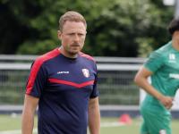 Michele Santoni Hoofdtrainer 2020 - 2021 FC Dordrecht