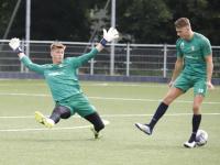 Trainingochtend voorbereiding op seizoen 2020 - 2021 FC Dordrecht