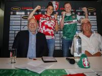 FC Dordrecht presenteert nieuwe hoofdsponsor en Fortuna Sittard als partnerclub Dordrecht