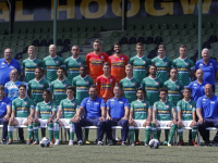 Elftalfoto FC Dordrecht seizoen 18-19 Krommedijk Dordrecht