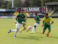 FC Dordrecht sluit open dag af met zege op Norwich City onder 23