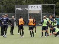 FC Dordrecht start met gelijkspel