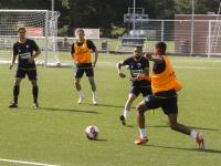 FC Dordrecht is klaar voor de competitie Krommedijk Dordrecht