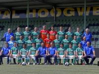 20181307 Elftalfoto FC Dordrecht seizoen 18-19 Krommedijk Dordrecht Tstolk