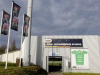 FC Dordrecht ziet hoofdsponsor Riwal zich terugtrekken