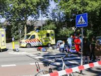 Fietster overleden na ongeluk bestelwagen Gallileilaan Dordrecht