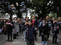 Feestelijke opening Kindercampus De Albatros Wielwijk Dordrecht