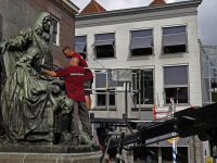 Gebroeders de Witt krijgen opfris beurt Dordrecht