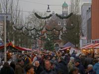 Eerste dag Kerstmarkt Dordrecht