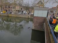 Oefenrondje met de Wasteshark Vest Dordrecht
