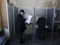 Stemmen op het Centraal Station