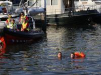 Geslaagde trainingsavond voor deelnemers Swim to Fight Cancer