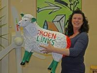 20171802 GroenLinks opent campagnepand aan de Voorstraat Dordrecht Tstolk 001