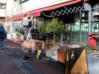 Grondige schoonmaak bij Restaurant Post Dordrecht