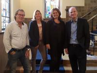 Organisatie Groot Familie Kerstconcert Bethelkerk met gastzanger burgemeester Schrijer