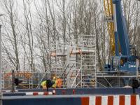 Werkzaamheden aan groot onderhoud Kiltunnel Dordrecht