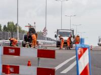 Groot onderhoud N3 bijna gereed Dordrecht