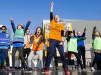 Zwijndrechtse Koningsspelen: een sportief Oranjefeest