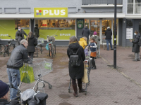 Grote stroomstoring binnenstad van Dordrecht