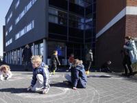 Ouderen van Vreedonk blij met kinderactie Dordrecht
