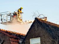 Brand reeweg oost Dordrecht