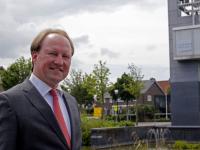 Hein van loo burgemeester Zwijndrecht