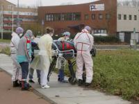 Heli ingezet bij verplaatsing coronapatiënt ASZ Dordrecht