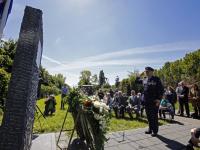 Bonmbardement Moerdijkbrug herdenking 1940 Dordrecht