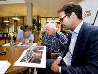 Start senioren-boekenproject Boek Dordrecht en drechtsteden vanuit de Wolken Spectrum Dordrecht