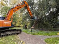 Herinrichting Wielwijkpark Dordrecht