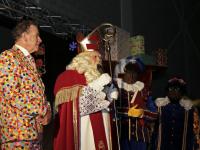 het grote Sinterklaasfeest een groot succes