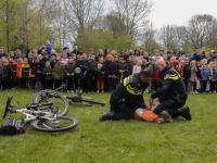 20191204-Sponsorloopen-demonstaties-politie-Het-Kristal-Dordrecht-Tstolk-002