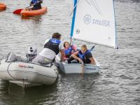 optimist on Tour Wantij Energieplein Dordrecht
