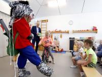 School op seef voor varende kinderen  Dordrecht