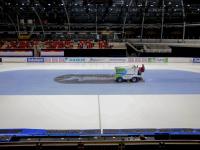 Laatste voorbereidingen EK Shorttrack Sportboulevard