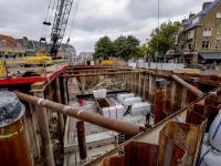 Werkzaamheden Engelenburgerbrug Dordrecht