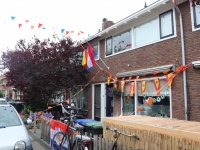 EK verbroedert in Rijnstraat Dordrecht
